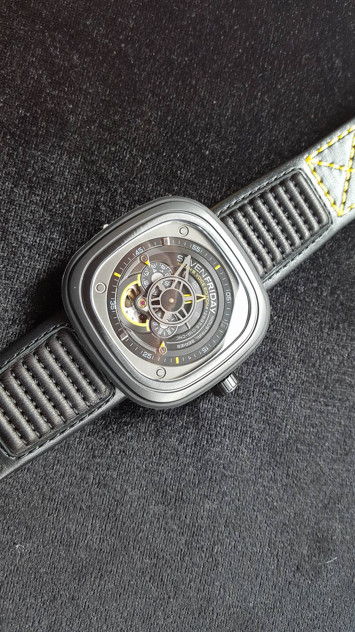 SevenFriday P3/MV Authentic